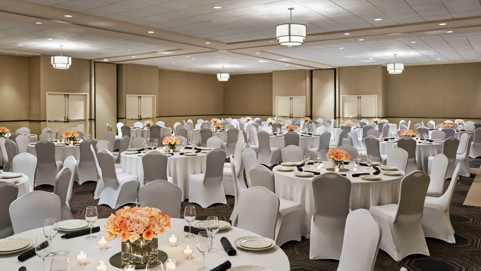 Little Rock Wedding Venues - Ballroom